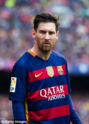 Lionel Messi Explains Decision To Dye Hair Blond This