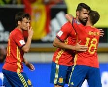 Video: Tây Ban Nha vs Liechtenstein