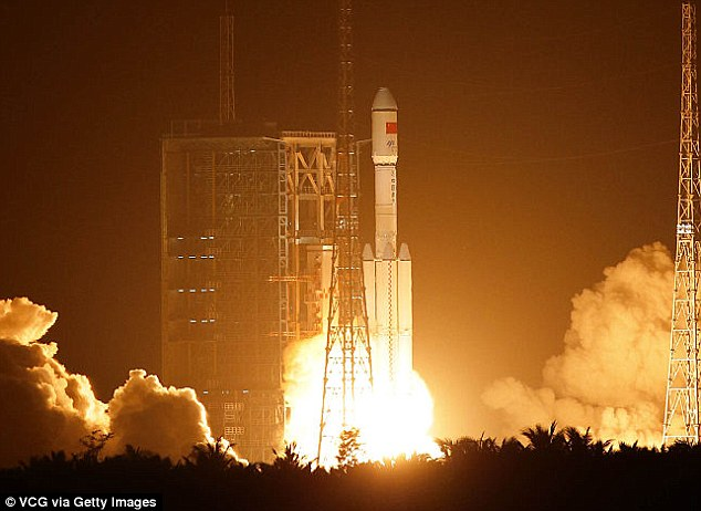 Image result for chinese rocket launch