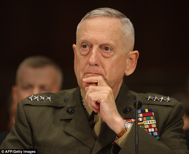 Image result for photo of gen mattis and flynn