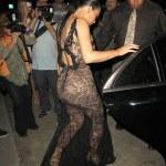 Kim Kardashian's Style At  Harper's Bazaar Celebration of 'ICONS Event