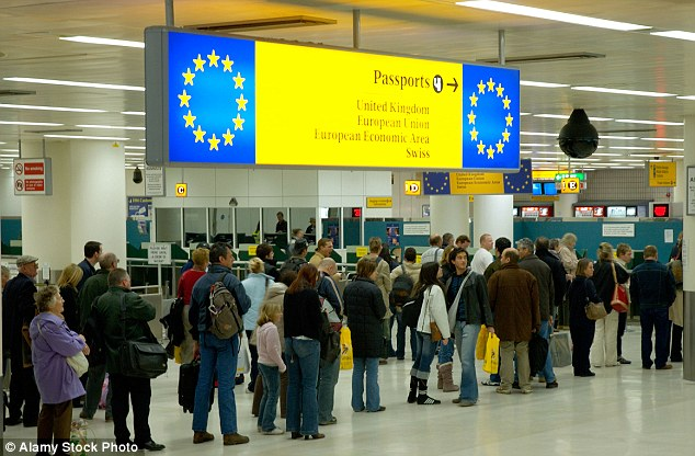 Image result for UK tourism body calls for visa-free EU travel after Brexit