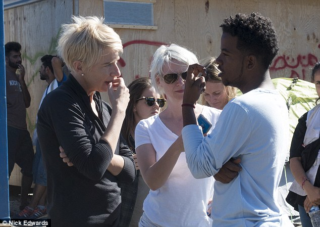 Tao tells our columnist Katie Hopkins that he has no-one to hug if he needs one as he is now miles from home