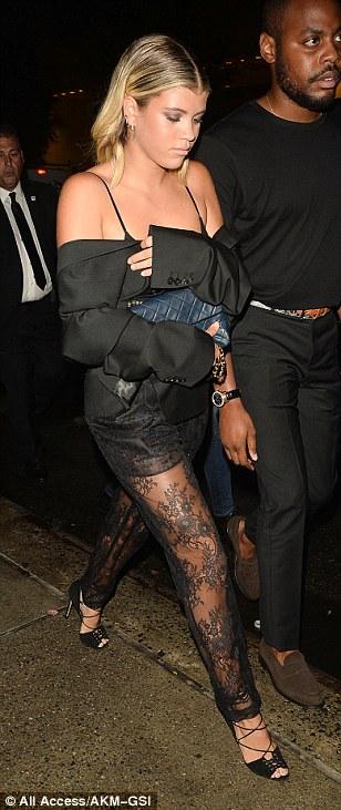 Kim Kardashian Daring Dress