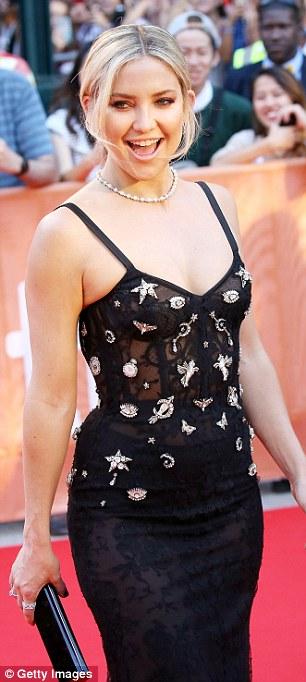 Kate Hudson Deepwater Horizon Panty