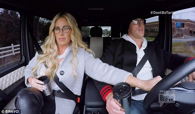 Image result for kroy biermann and kim zolciak car