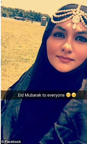 Family: Among the Rahami family is daughter Zobyedh, who is a public health student at nearby Rutgers University.