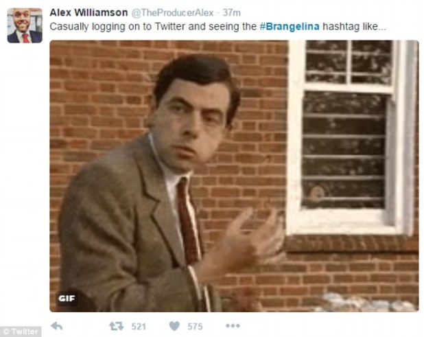 Alex Williamson uses this hilarious picture of Mr Bean to describe how everyone was stopped in their tracks by the announcement today