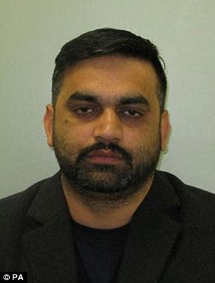 yed Haider was jailed for conspiracy to defraud and conspiracy to launder money