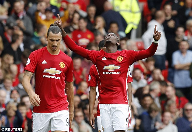 Image result for 'Only three Manchester United players good enough for rivals'