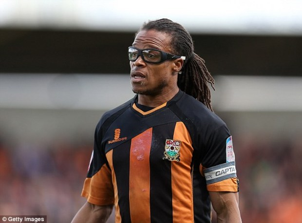 At the end of his glittering career, Davids played for and then managed Barnet