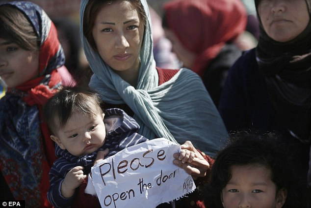 Failed Afghan asylum seekers will be forcibly returned to their homeland under a new agreement