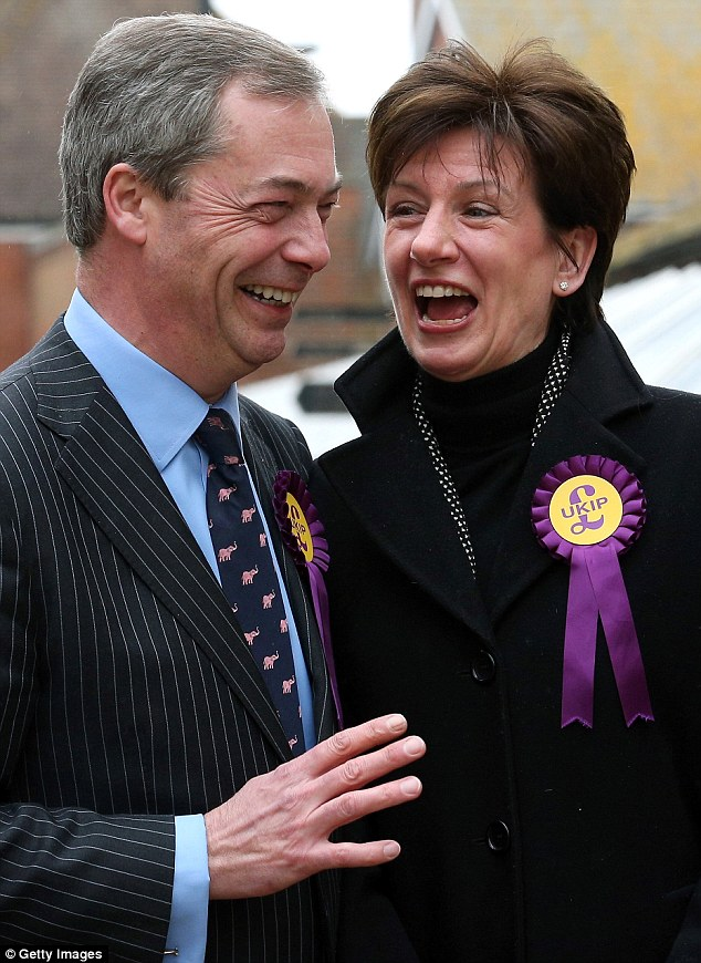 Bookies immediately installed Mr Farage at 10-1 to make an extraordinary return to the helm of the Eurosceptic party but he said tonight that he would not return for 'ten million dollars'