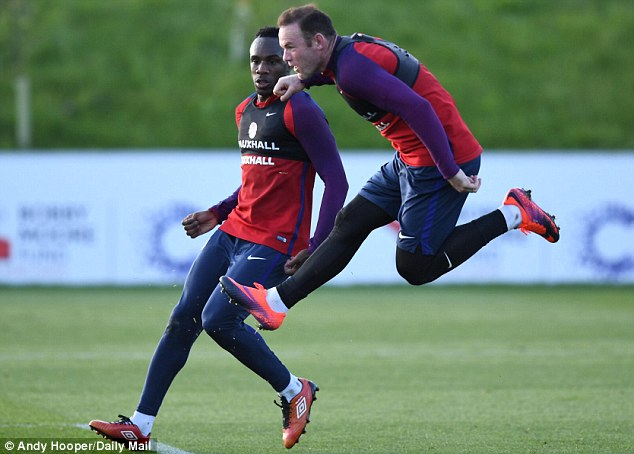 Wayne Rooney insists he is not finished for Manchester United or England following criticism