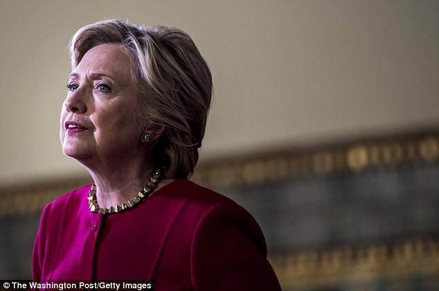 Hillary Clinton says comments by Trump, 'horrific'