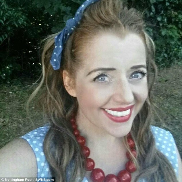 Heidi Luckraft, 39, from Beeston, Nottinghamshire, was walking her dog four years ago when she was bitten.However, it wasn't until last year that she was diagnosed with Lyme disease