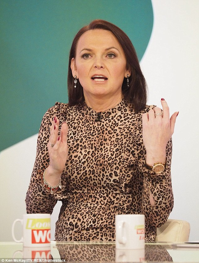 India Willoughby appeared on Loose Women on Thursday where she discussed her transition  to a woman