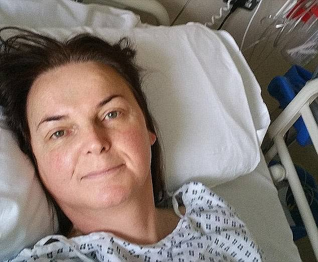 Ms Willoughby underwent a £14,000 gender reassignment surgery in Brighton last year (pictured)