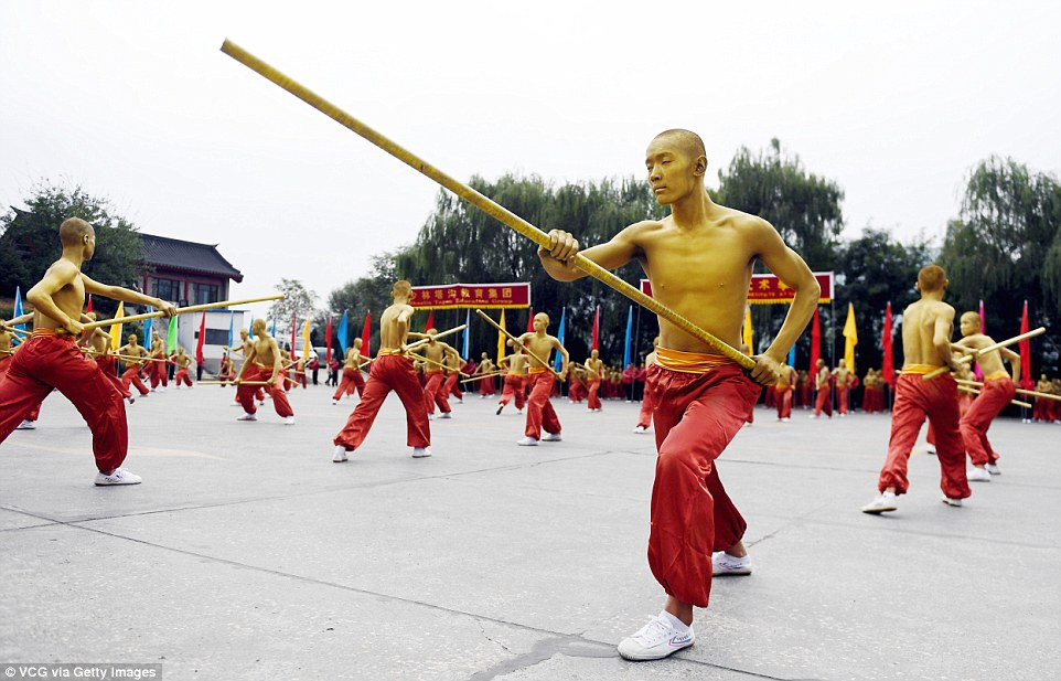 The four-day festival will include group calisthenics, martial arts sitcom to promote cultural communication of martial arts