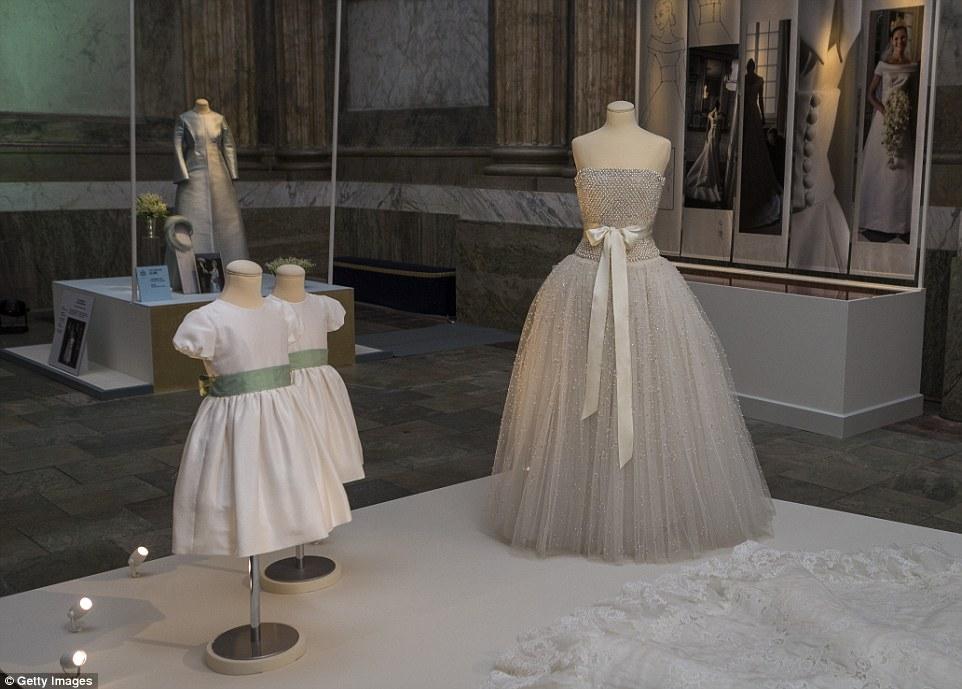 Sweden's Princess Sofia, Crown Princess Victoria And Queen