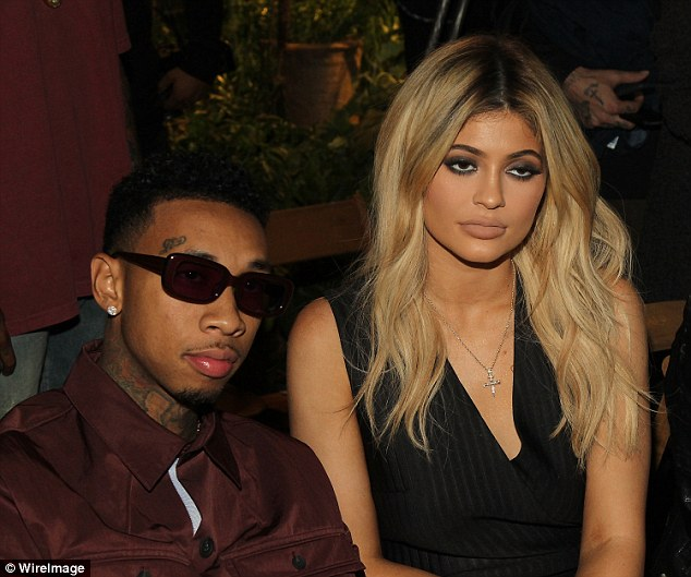 Meltdown: His hearing has been rescheduled for November 1 which also happens to be the same day Kylie is set to come in for her own questioning