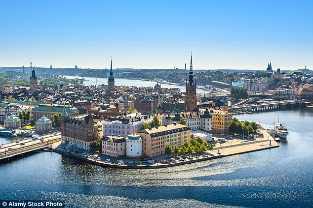 A similar approach has also been discussed in other councils in Sweden. The country's capital Stockholm is shown in this file picture