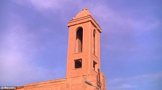 For the first time in two years, the bells at the churches in Bartella were able to ring out