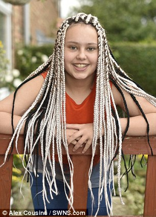 JAN MOIR Why Teenager With Dreadlocks Show Young Girls