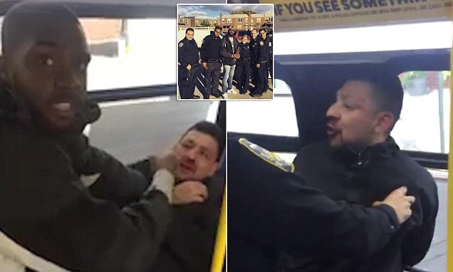 Vigilante Who Stopped Man Touching A Girl On The Bus Is