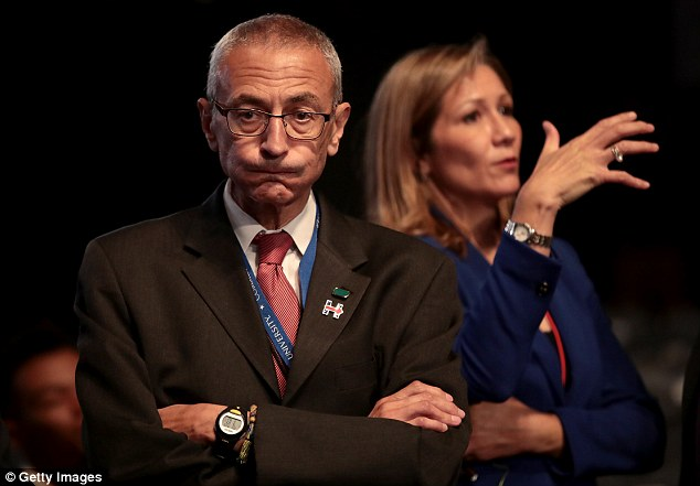 Key role at center of the Clinton web: John Podesta, whose leaked emails were leaked. He took the helm of the Clinton Foundation, which is being probed on whether it peddled access