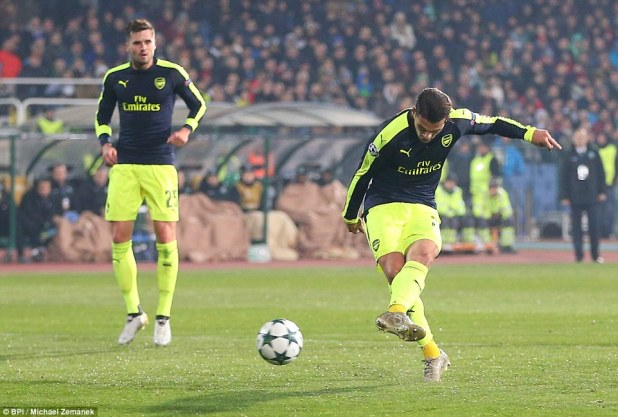 Arsenal were soon on the comeback trail though as Granit Xhaka narrowed their deficit with a left-footed effort