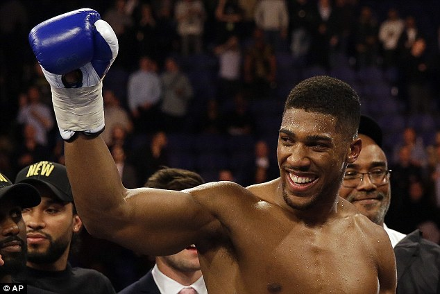 Anthony Joshua's fight against Wladimir Klitschko has been sanctioned by the WBA