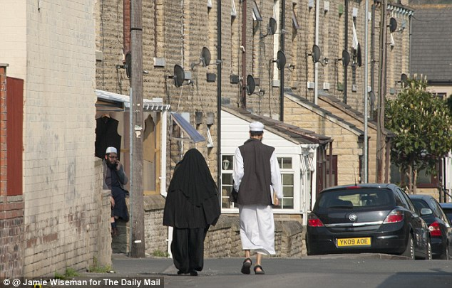 Not all British followers of Islam wish to live in areas where people of other faiths or cultures might fear to tread