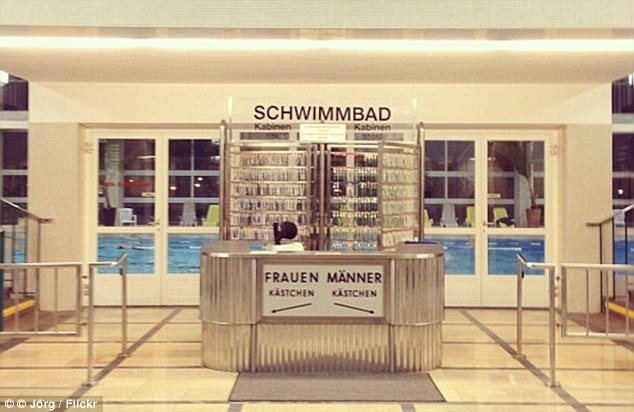 His comments come off the back of a case in Austria last week, which saw an Iraqi migrant accused of raping a 10-year-old boy at a swimming pool in Vienna, pictured