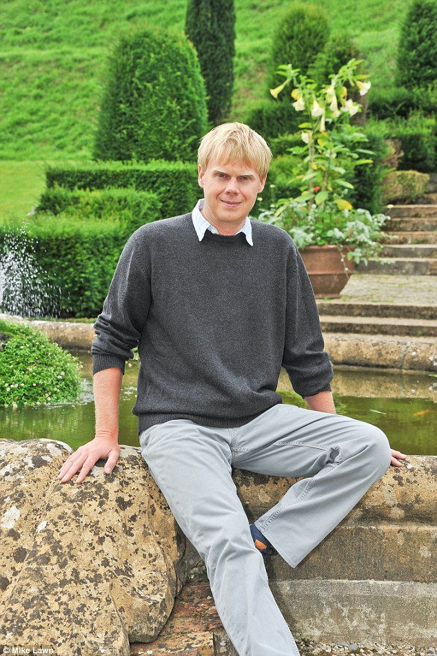 Luke, pictured outside his country home in Dorset. After suing his doctor for causing his suffering, he was awarded£1.35 million in compensation