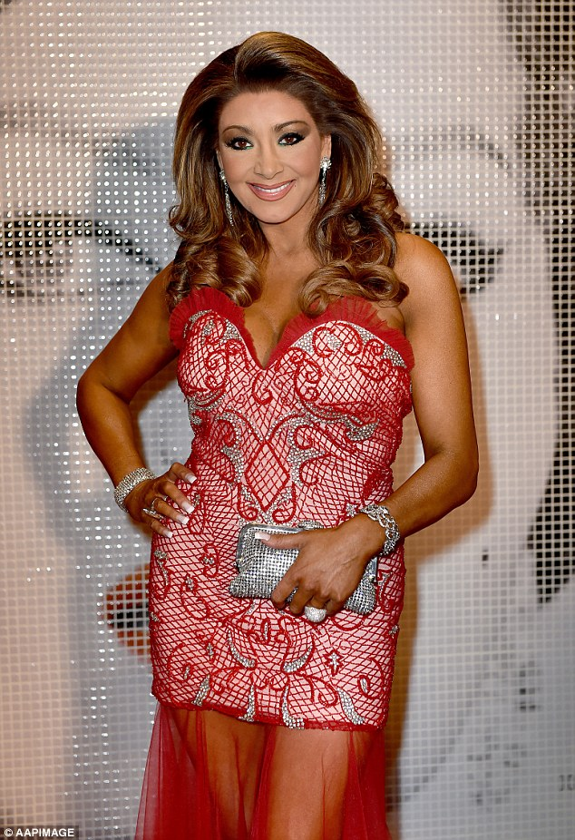 Gina Liano from the Real Housewives of Melbourne reveals ...