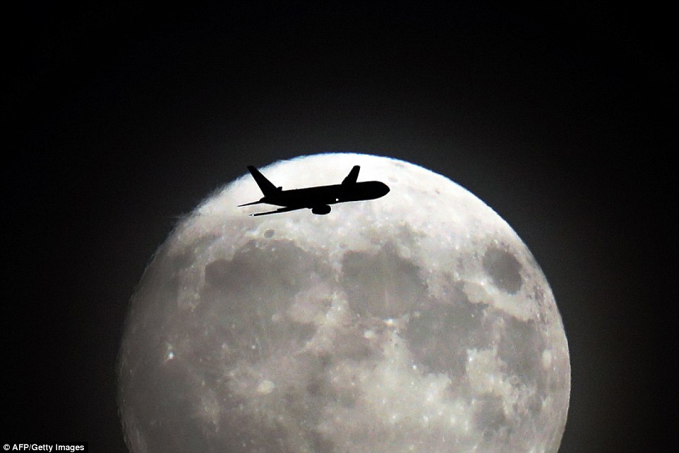 People around the world will be eagerly awaiting the moons rise on Monday as it's set to be the biggest supermoon in living memory