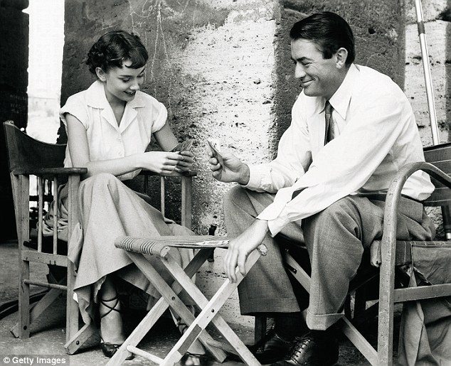 Image result for audrey hepburn with holland