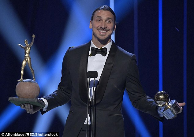 A statue of Zlatan Ibrahimovic will be erected in Stockholm, the Swedish FA have announced