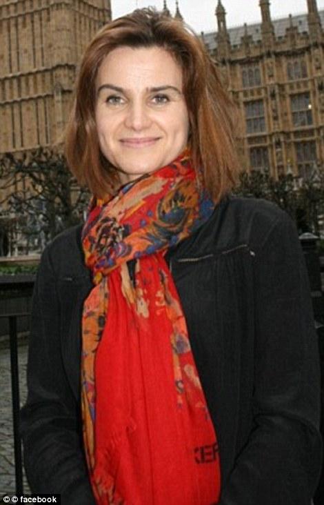 Murdered MP Jo Cox