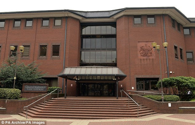 Shah, 30, of Stechford, denies two charges of rape and one of fraud. The trial continues at Birmingham Crown Court