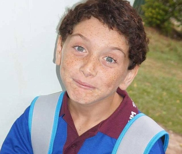 Tyrone Unsworth 13 Took His Own Life On Monday After Copping Years Of Abuse