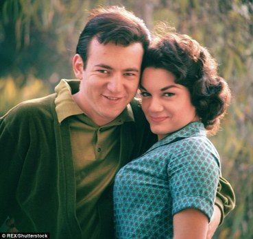 Image result for connie francis and bobby darin
