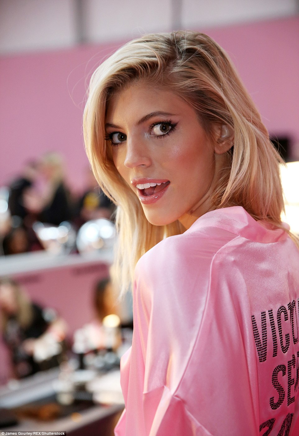 Back with a bang!Having first taken the famed stage in 2013, Pilates fanatic Devon Windsor was back with a vengeance as she dazzled for the camera