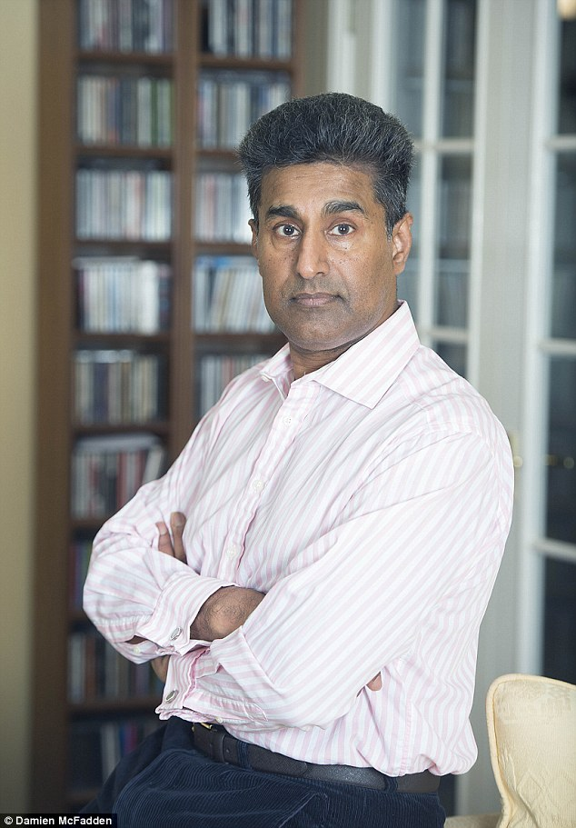 Dr Raj Mattu, from Warwick, was vilified and sacked after he exposed that two patients had died in dangerously overcrowded bays in a hospital at another trust run by Mr Loughton
