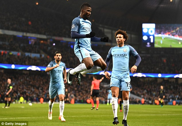 Manchester City could still land a favourable tie despite finishing as group runners-up