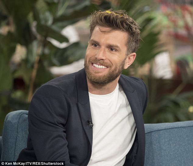 Appearing On Fridays Episode Of This Morning Joel Dommett