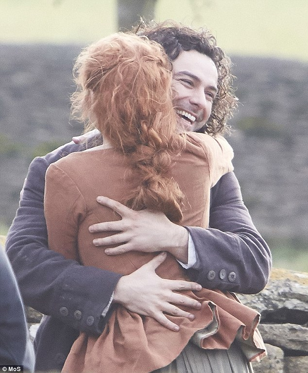 Poldarks Marriage To Demelza Is Back On Track Exclusive