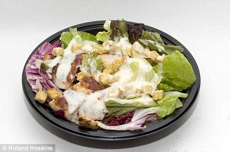 Caesar salad was invented by restaurateur Caesar Cardini in Tijuana, Mexico in 1924