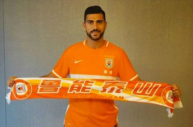 Graziano Pelle was another Premier League player to make a big-money move to China